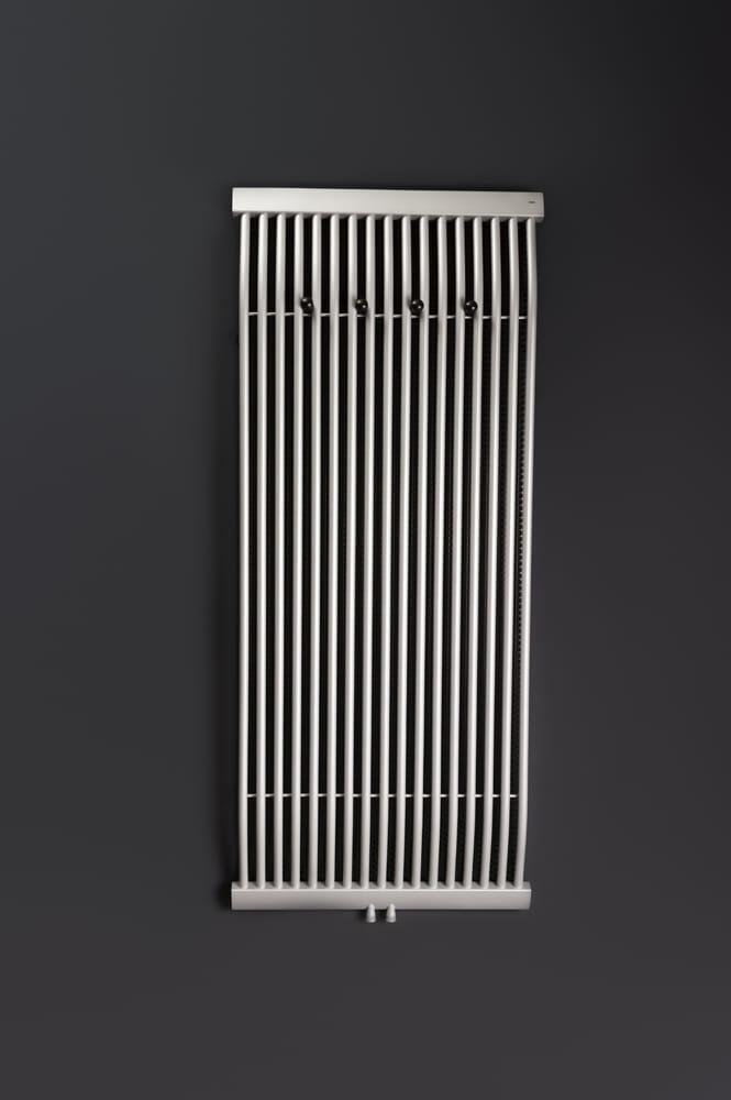 Grzejnik Dekoracyjny Do Przedpokoju Enix Capri 734x1744 Moc 1263 W Brąz Metalic